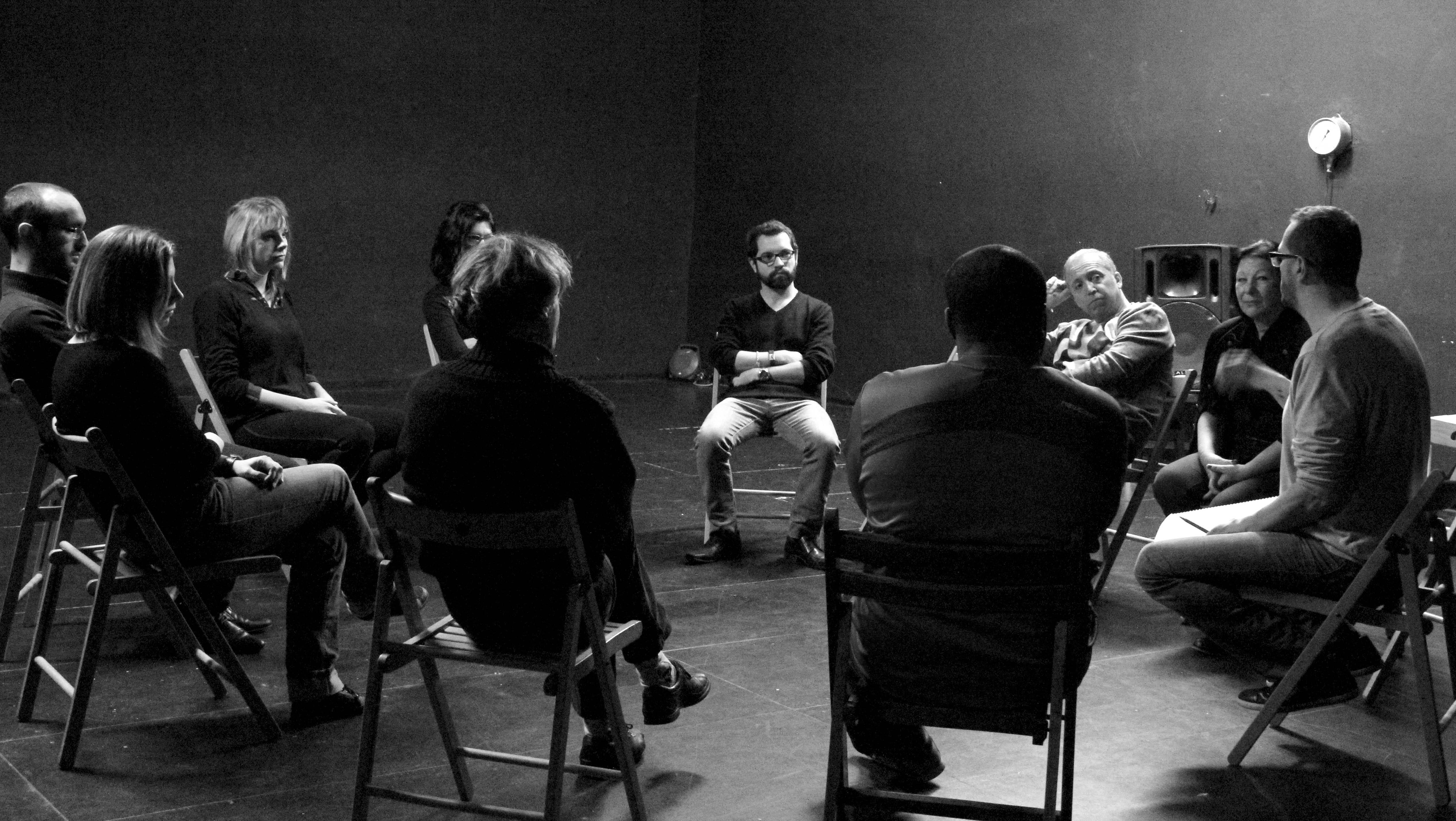 Cours de théâtre pour Adultes Compagnie du Gai Savoir