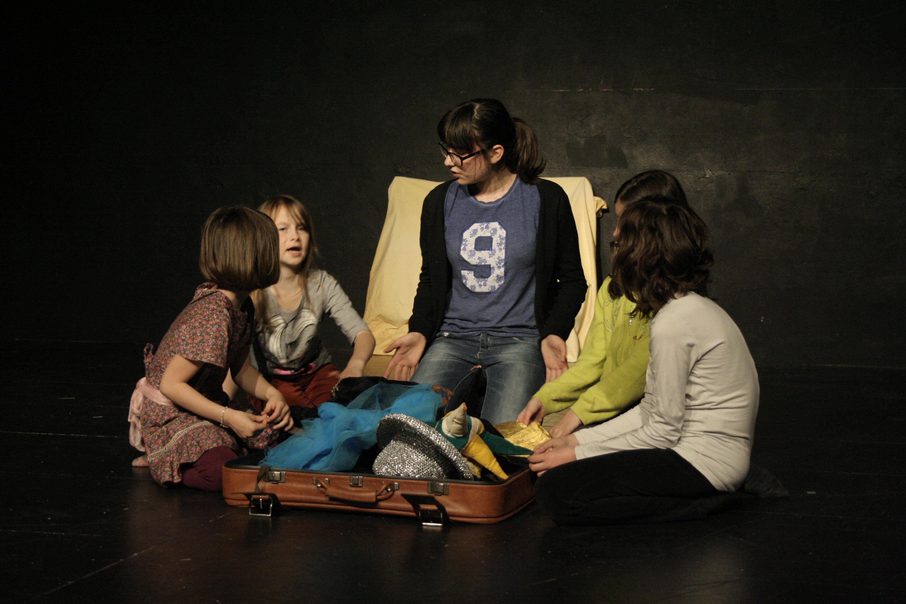 Cours enfants théâtre, Gai Savoir